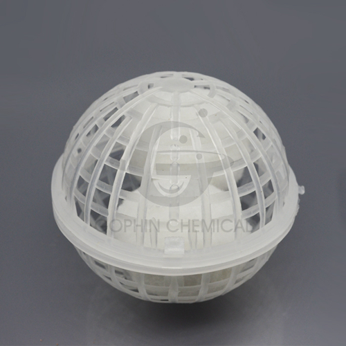 Plastic Cage Ball