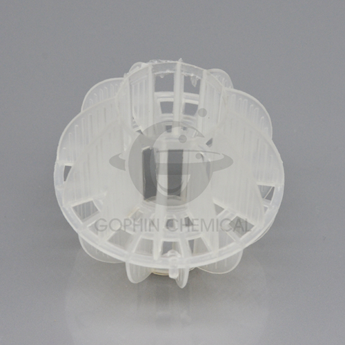 Plastic Polyhedral Ball Packing